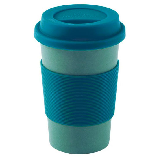 pohár OUTWELL Bamboo Cup Blue 380ml