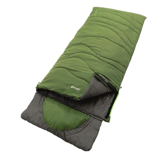 spacák OUTWELL Contour Supreme Olive 190 L
