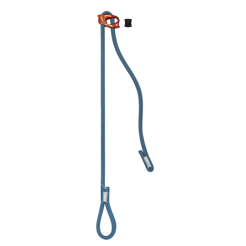 odsedávacia slučka PETZL Connect Adjust Blue