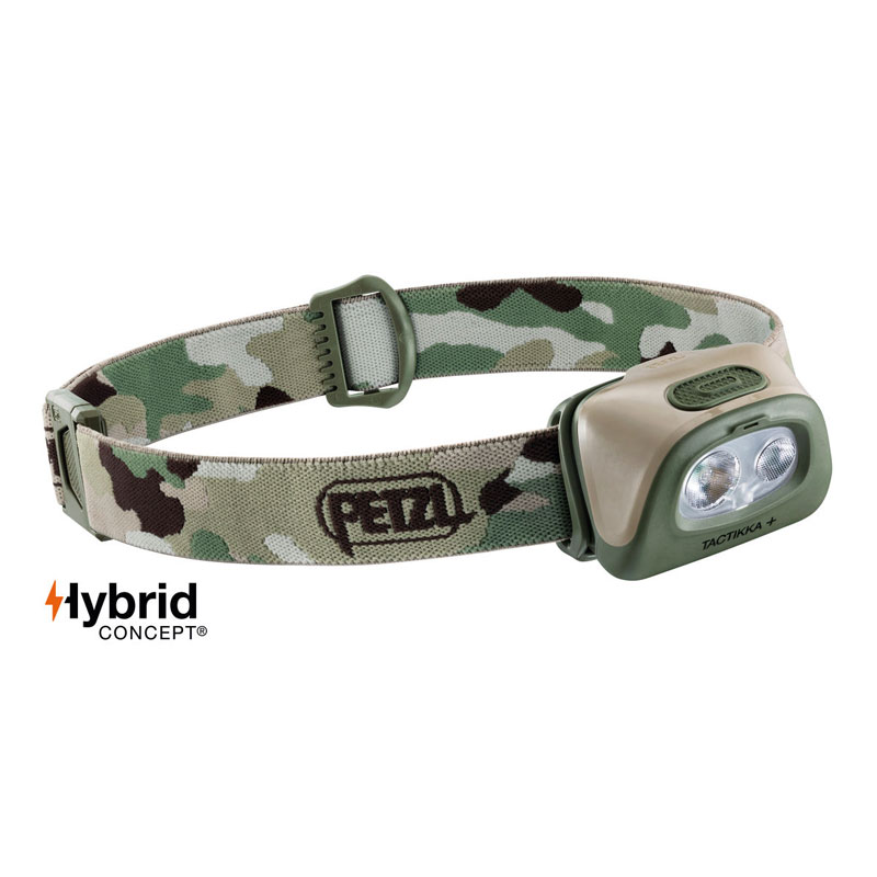 �elovka PETZL Tactikka Plus