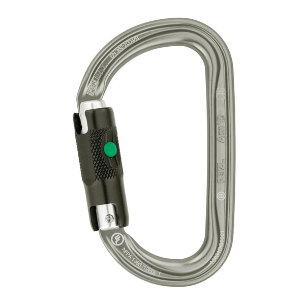 karabína PETZL Am´D BALL-LOCK
