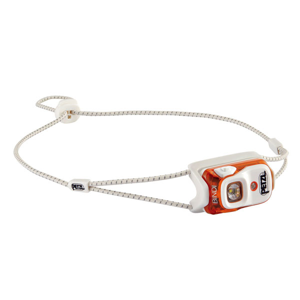 čelovka PETZL Bindi Orange