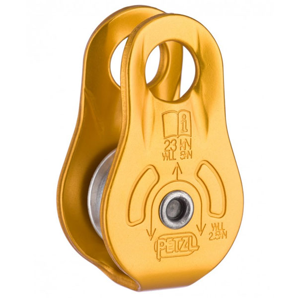 kladka PETZL Fixe Yellow