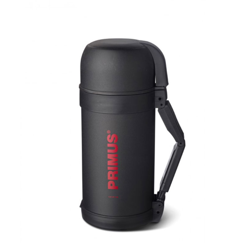 termoska PRIMUS Food Vacuum Bottle Black 1.2 L