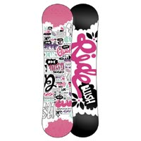 snowboard RIDE Blush