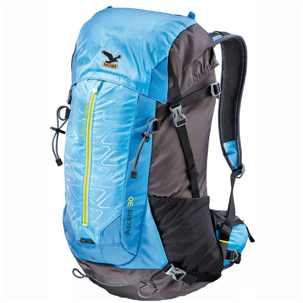 batoh SALEWA Ascent 30 Polar Blue/Anthracite