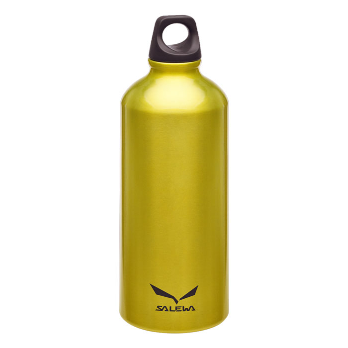 f�a�a SALEWA Traveller ALU Bottle Yellow 0.6 L