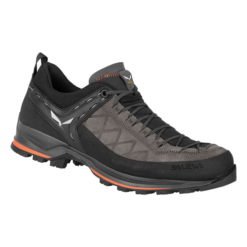 obuv SALEWA MS MTN Trainer 2 Wallnut/Fluo Orange