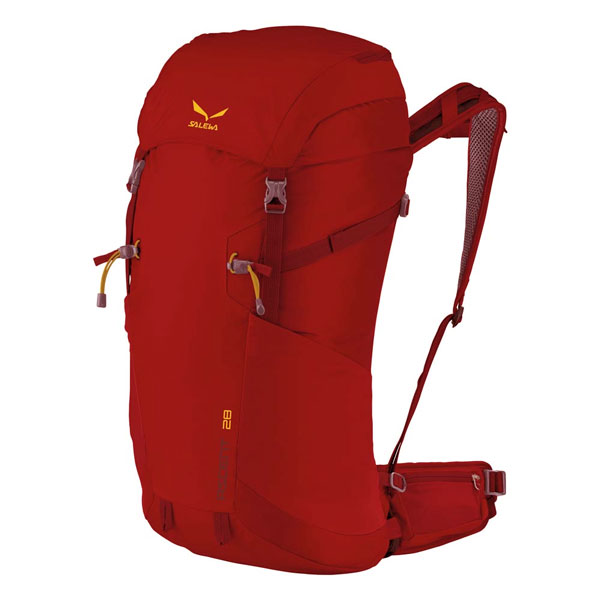 batoh SALEWA Ascent 28 BP Pompei Red