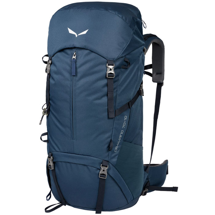 batoh SALEWA Cammino 70+10 BP Midnight Navy