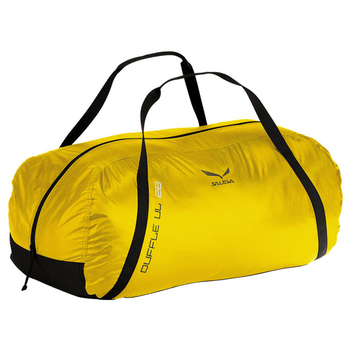 taška SALEWA Duffle Bag UltraLight 28 Yellow