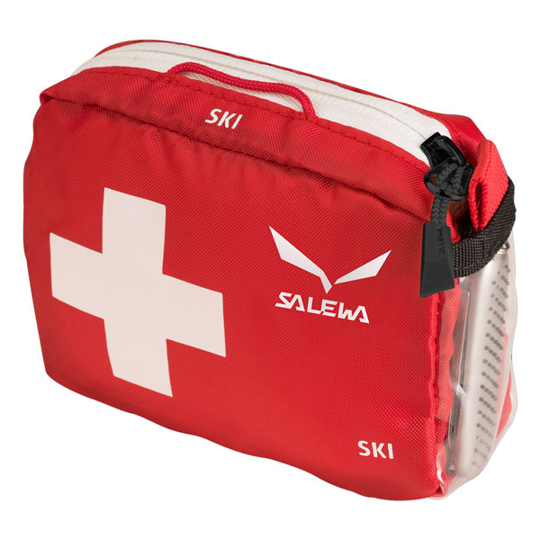 lekárnička SALEWA First Aid Kit Ski Red