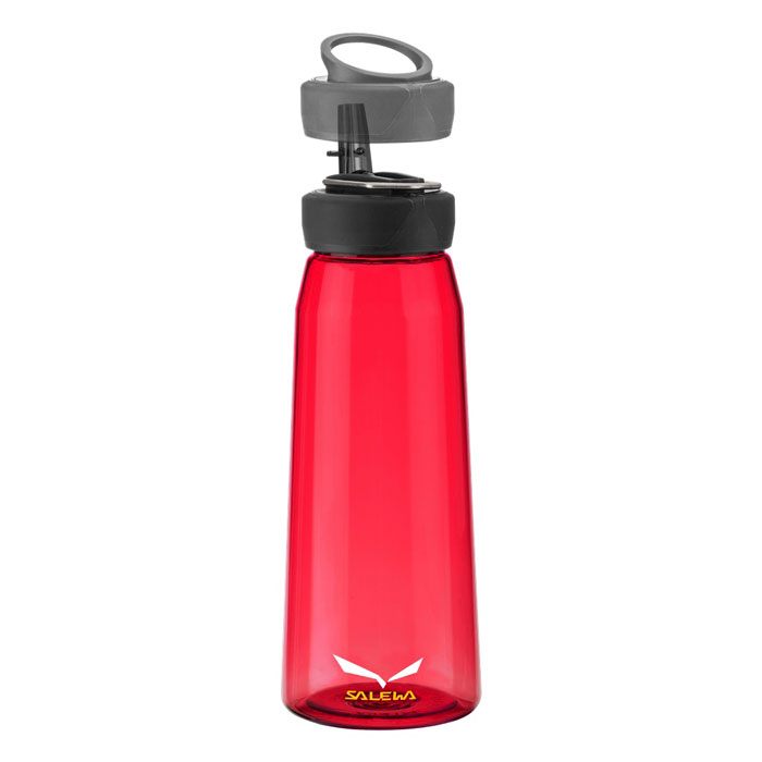 fľaša SALEWA Runner Bottle 1.0 L Red