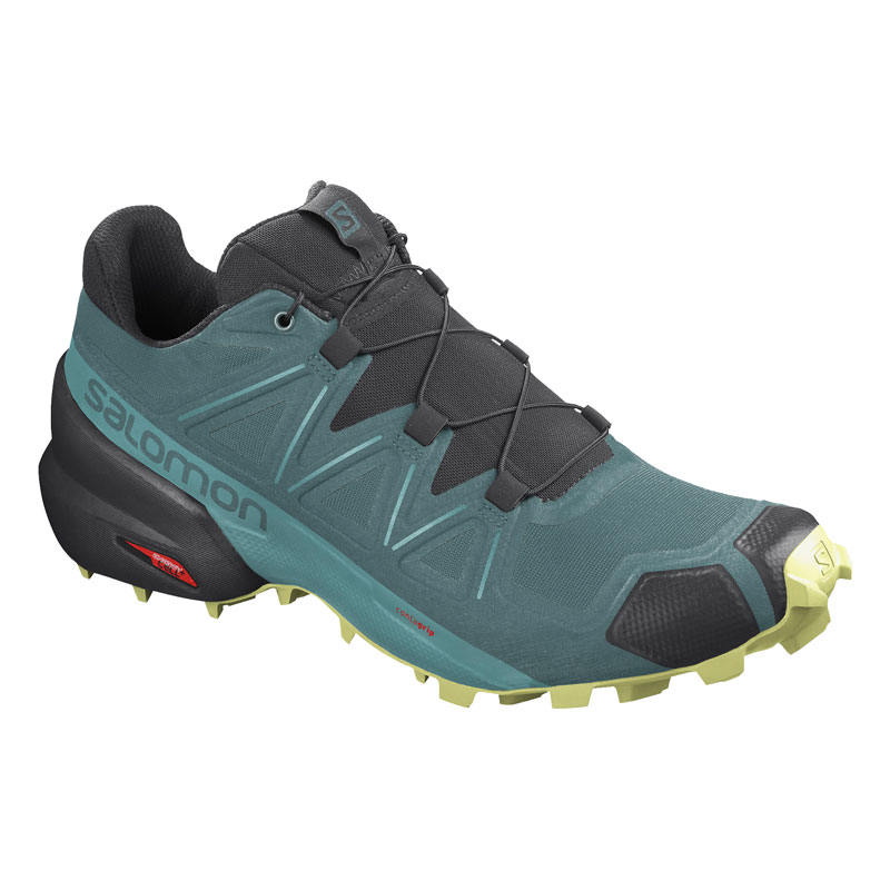obuv SALOMON Speedcross 5 W North Atlantic/Black/Charlock