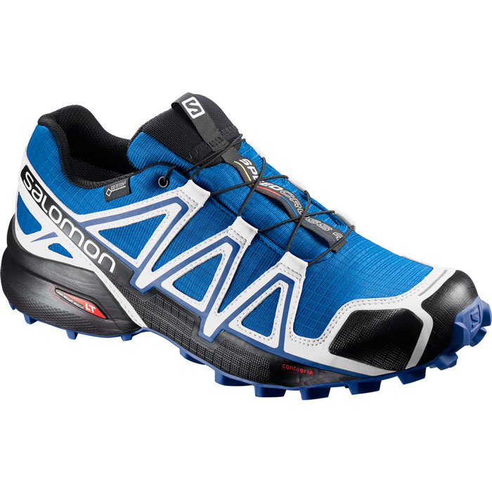 obuv SALOMON Speedcross 4 GTX White Sensif