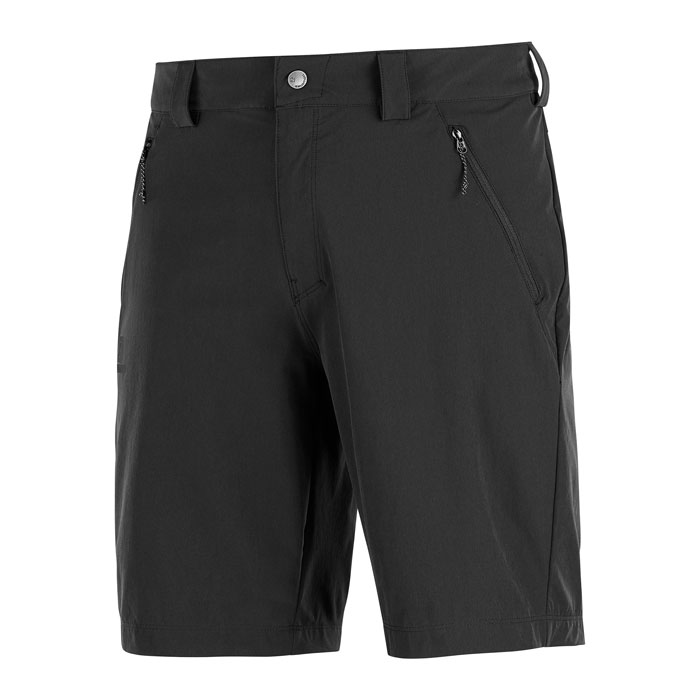 kraťasy SALOMON Wayfarer LT Short M Black