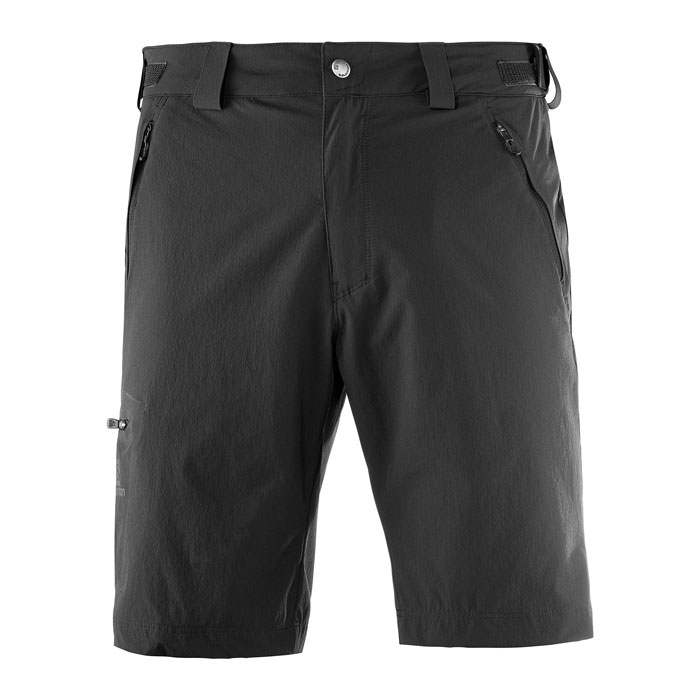 kraťasy SALOMON Wayfarer Short M Black