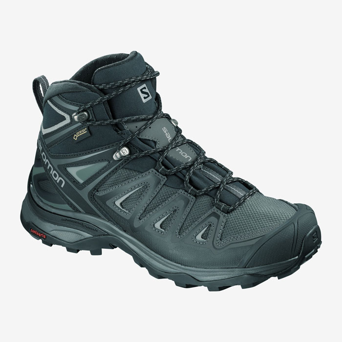 obuv SALOMON X Ultra 3 MID GTX W Magnet/Black/Monument
