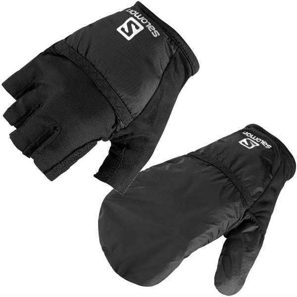 rukavice SALOMON XT Wings Glove WP Black L