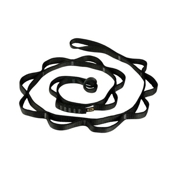 popruh SINGING ROCK Safety Chain 16mm 120cm Black