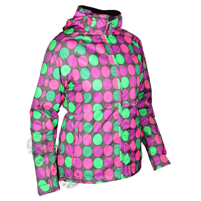 bunda STUF Pointvalley Jkt. Lady Fuchsia