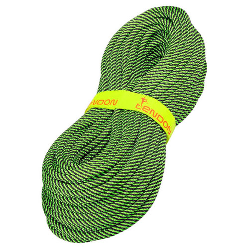 lano TENDON Master 7.8mm 60m Standard Green/Black