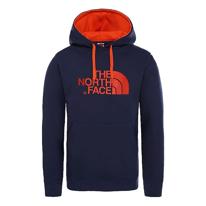 mikina THE NORTH FACE M Drew Peak PLV Hoodie Montague Blue