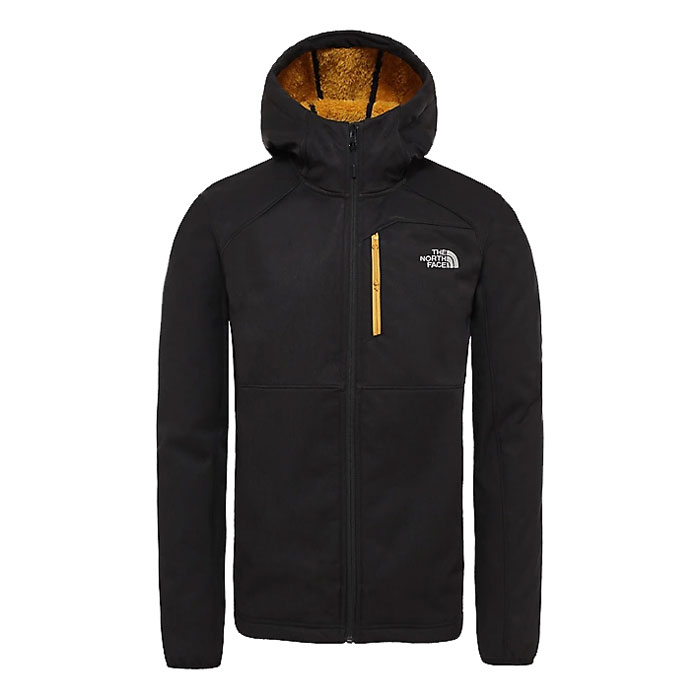 bunda THE NORTH FACE M Quest HD Softshell Jkt Tnf Black