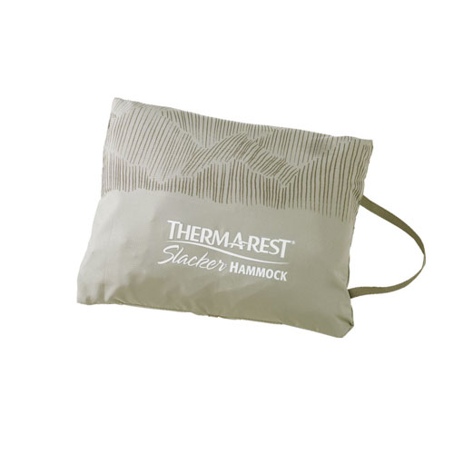 hamak THERMAREST Slacker Hammock Single Gray