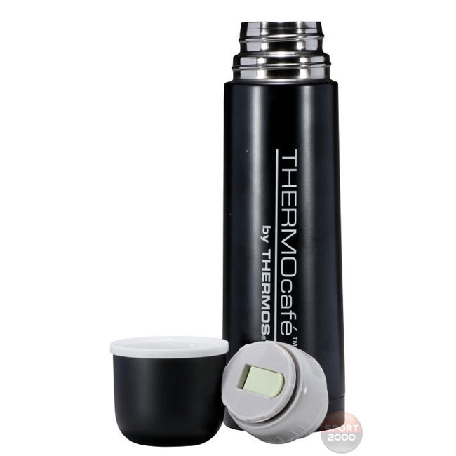 termoska THERMOS QS Flask 0.5 L Black