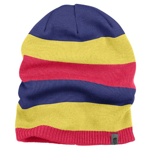 čiapka THE NORTH FACE Reversible Crag Beanie Teaberry Pink