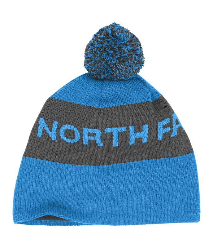čiapka THE NORTH FACE Throwback Beanie Athens Blue