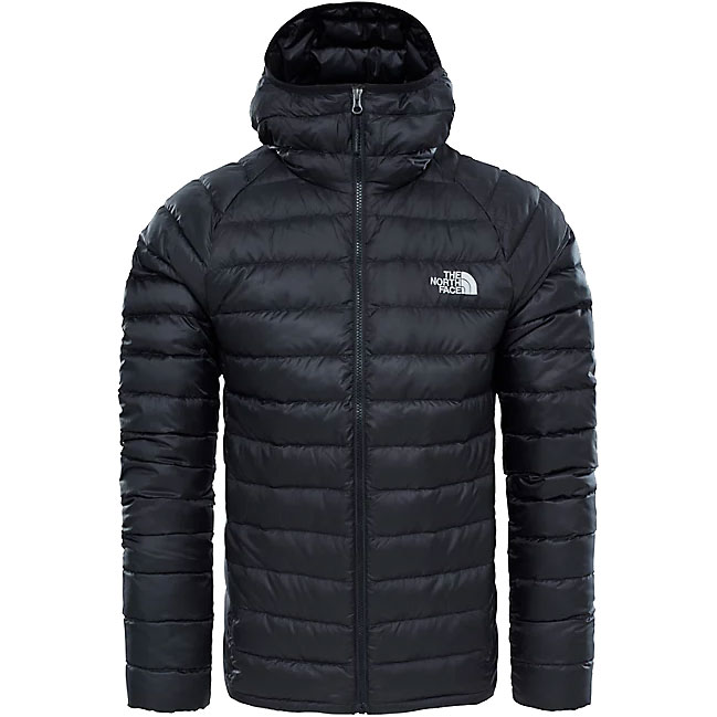páperka THE NORTH FACE M Trevail Hoodie Tnf Black