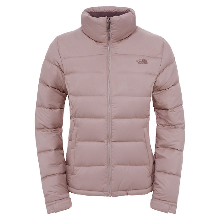 páperka THE NORTH FACE W Nuptse 2 Jacket Quail Grey