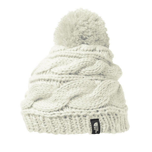 čiapka THE NORTH FACE Women´s Triple Cable Beanie Tnf White
