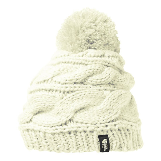 čiapka THE NORTH FACE W Triple Cable Beanie Tnf White