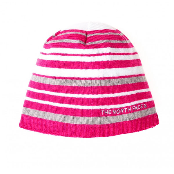čiapka THE NORTH FACE Youth Rocket Beanie Razzle Pink