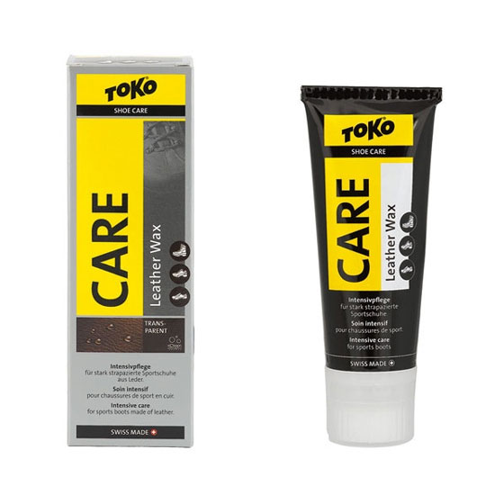 vosk na ko�u TOKO Care Leather Wax Trans. Silicon