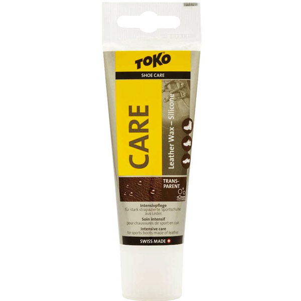 vosk na kožu TOKO Care Leather Wax Silicone 75ml