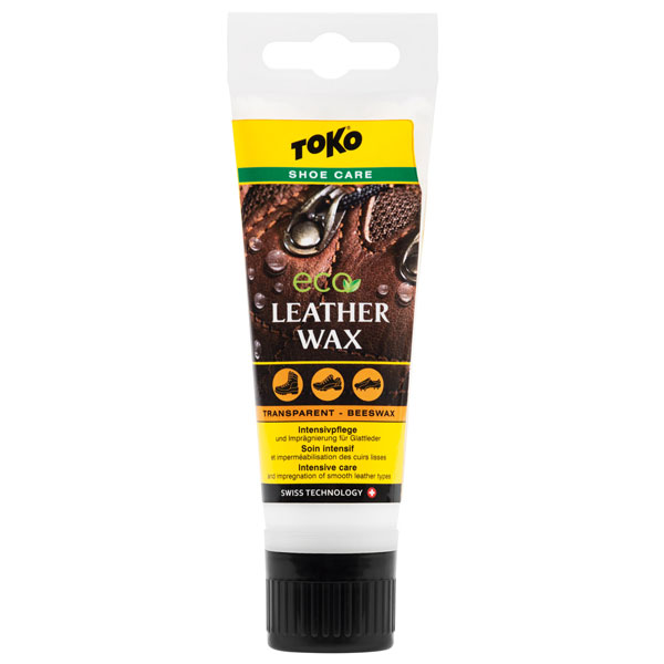 vosk na kožu TOKO ECO Care Leather Wax Beeswax 75ml