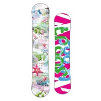 snowboard TRANS FE Girl Multicolor Variorocker