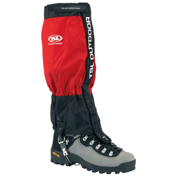 gamaše TSL Outdoor High Trek L Red