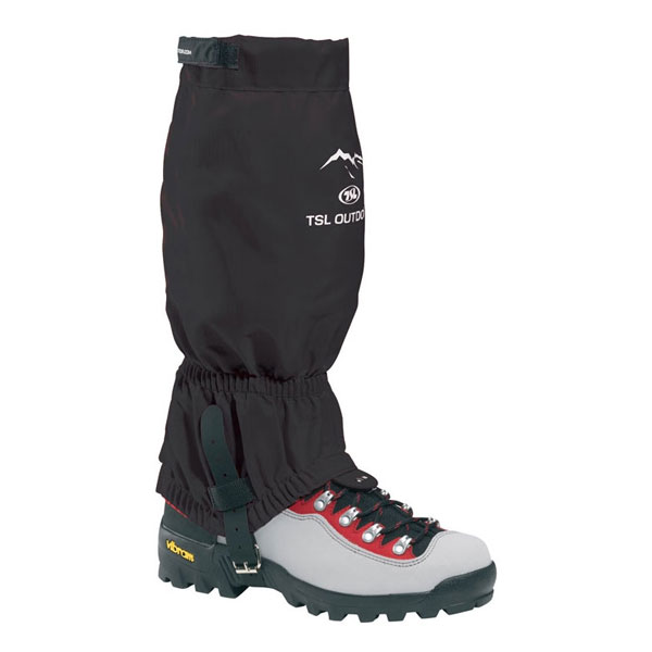 gamaše TSL Outdoor Hiking L Black
