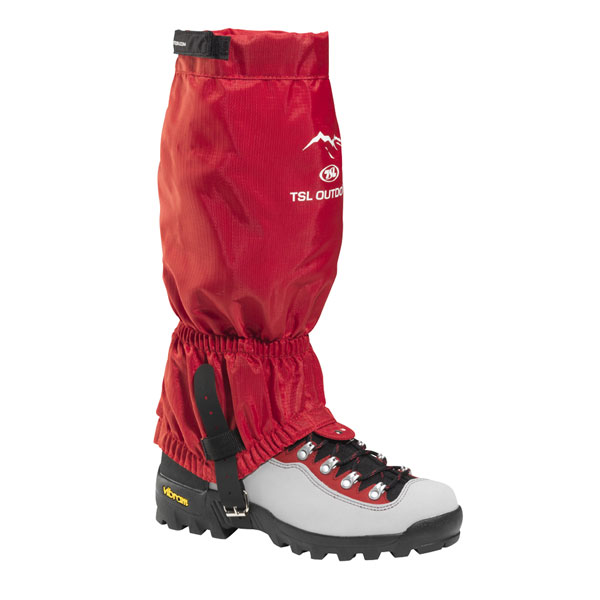 gamaše TSL Outdoor Hiking L Red