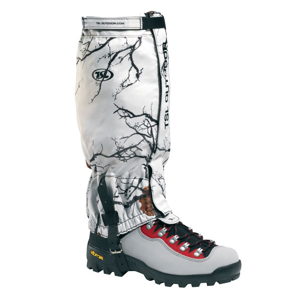 gamaše TSL Outdoor Trek XL White/Camo