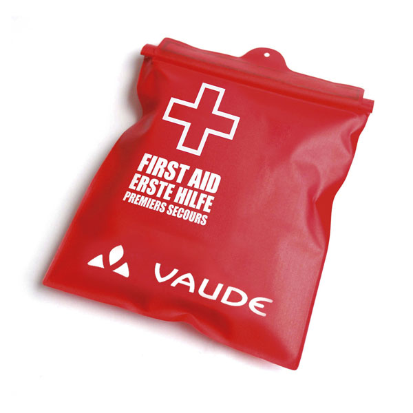 lekárnička VAUDE First Aid Kit Hike Waterproof Red/White