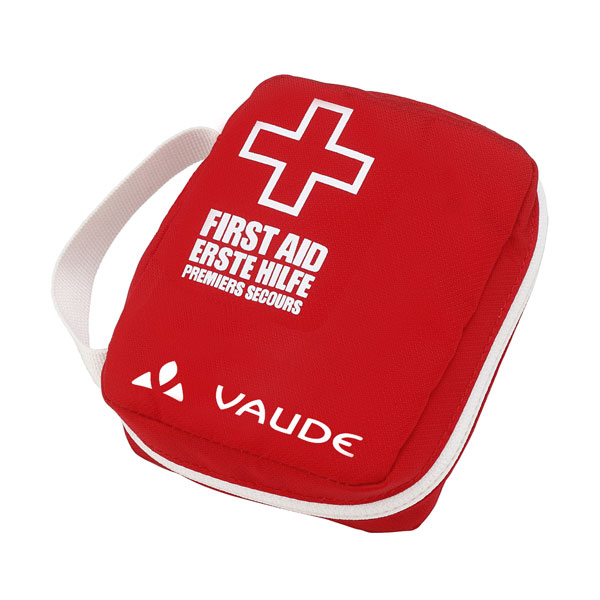 lekárnička VAUDE First Aid Kit Hike XT Red/White