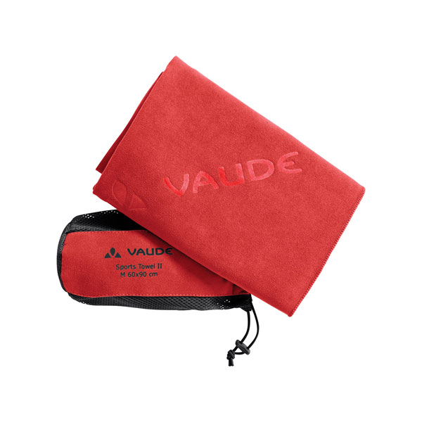 uterák VAUDE Sports Towel II M Flame