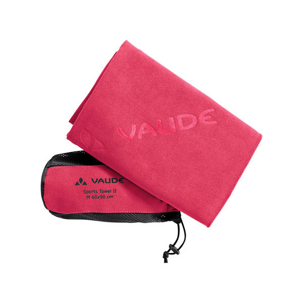 uterák VAUDE Sports Towel II L Flame
