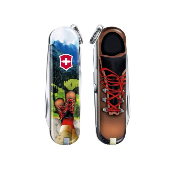 nôž VICTORINOX Classic Limited Edition I Love Hiking